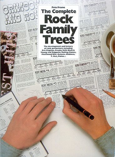 Rock Family Trees